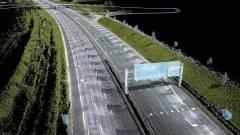 Radarral dobná fel a robotautókat a Bosch kép