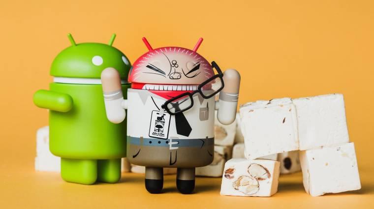 Átalakulóban az androidos mezőny kép