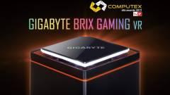 VR-kész és játékra is jó az új Gigabyte BRIX PC kép