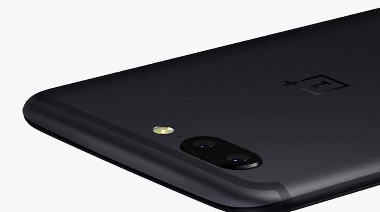 Gyors tárhelyet kap a OnePlus 5 kép