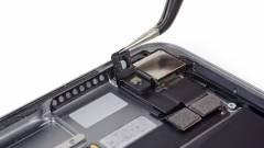 Nehéz javítani az új iPad Pro táblagépet kép