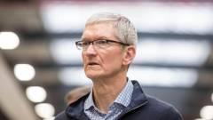 Tim Cook elismerte, hogy robotautókon dolgozik az Apple kép