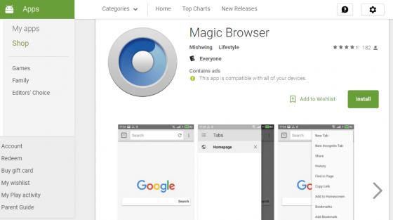 9368d09e5f Így támadják a Google Play Áruház felhasználóit - PC World