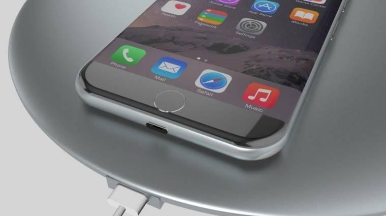 Egy darabig nem töltenek majd vezeték nélkül az új iPhone-ok kép