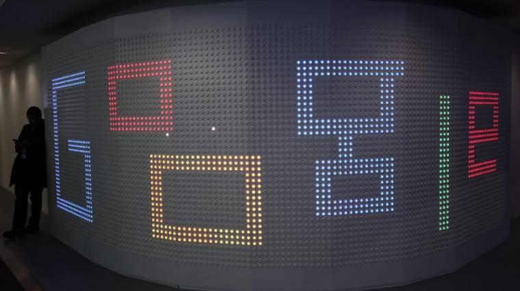 Az Alphabet megérezte az EU-s bírságot kép