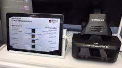 Sokat tud a Samsung Exynos VR-headset kép