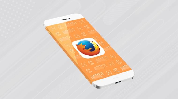Sokat fejlődött az iOS-es Firefox kép