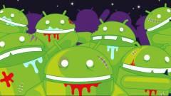 Pánikmóddal küzd az Android 7.1 kép