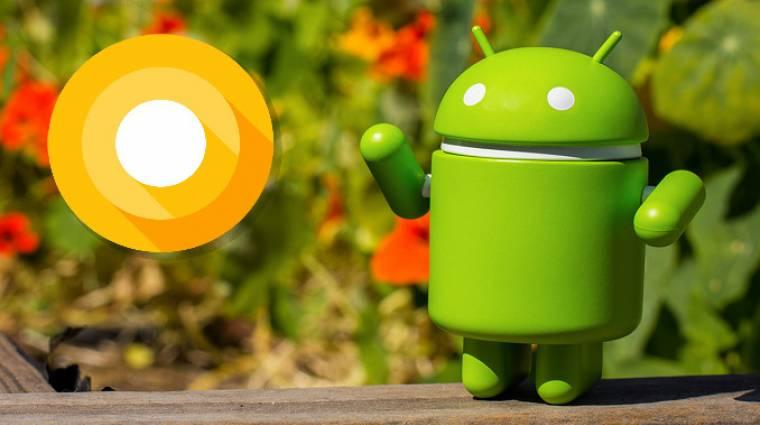 Frissítésben még mindig nem hasít az Android kép