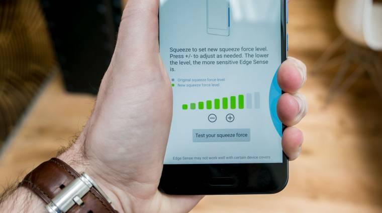 A középkategóriában próbálkozna az HTC kép