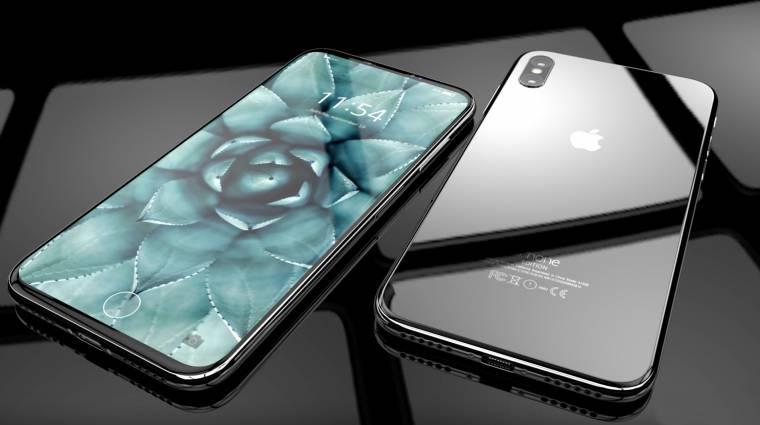 Kifut az időből az iPhone 8 kép