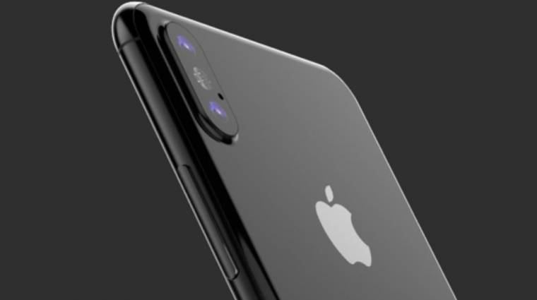 Samsung-alapokra épít a 2018-as iPhone kép