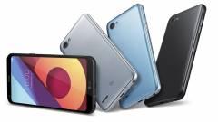 Hivatalos az LG Q6, kisebb és olcsóbb, mint a G6 kép