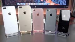 Meglepő lesz az iPhone 8 egyik új színe kép