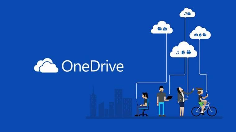 Már csak az NTFS-t kezeli a OneDrive kép
