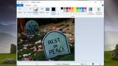 Vége, ennyi volt: a Windows 10 kinyírja a Paintet!!4!!!!NÉGY! kép