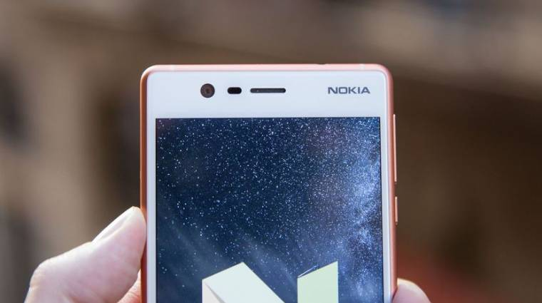 Android 7.1.1-re frissül a Nokia 3 kép
