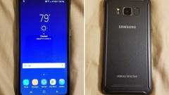Lapos kijelzőt kap a Galaxy S8 Active kép