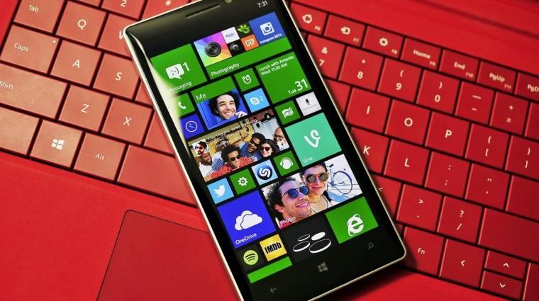 Megszűnt a Windows Phone 8.1 támogatása kép