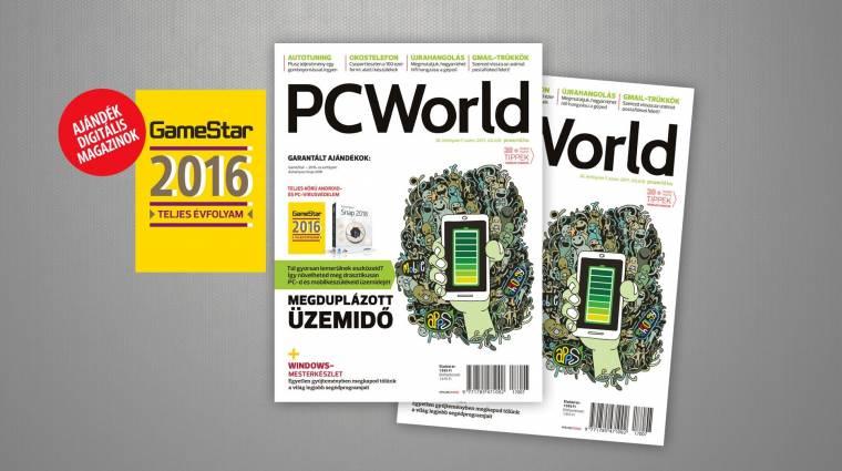 Windows-mesterkészlet a PC Worldben kép