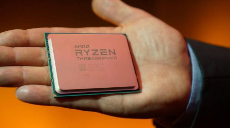 Már ezt is tudjuk a Threadripper processzorokról kép