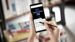Digitális aláírással újíthat az S Toll kép