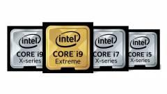 Érkeznek a bivalyerős Intel Core X CPU-k kép