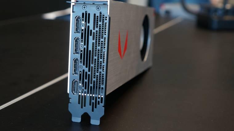 Nagy a hiány a Vega videokártyákból kép