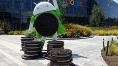 Hol vannak az Android Oreo háttérképei? kép