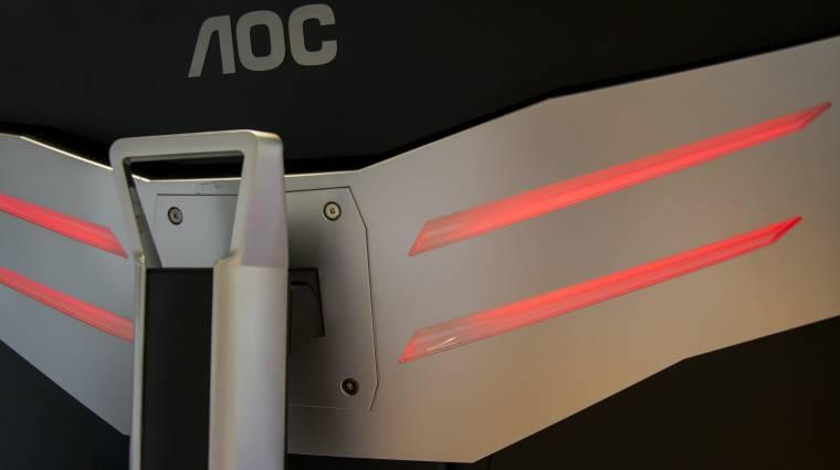 0,5 milliszekundumos válaszidejű monitorokat hoz az AOC kép