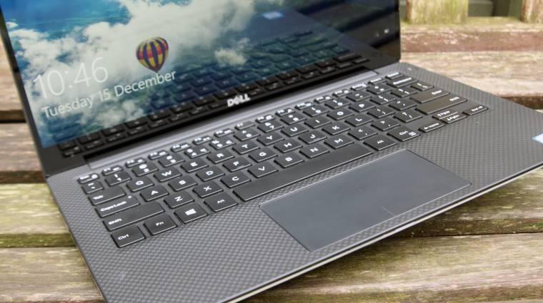 Kaby Lake-R-re vált a Dell XPS 13 kép