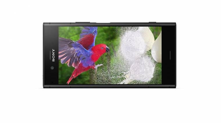 Kiszivárgott a Sony Xperia XZ1 kép