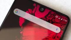 Itt vannak az Essential Phone hátterei kép