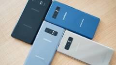 Dupla kamerát kap a Samsung Galaxy S9 kép