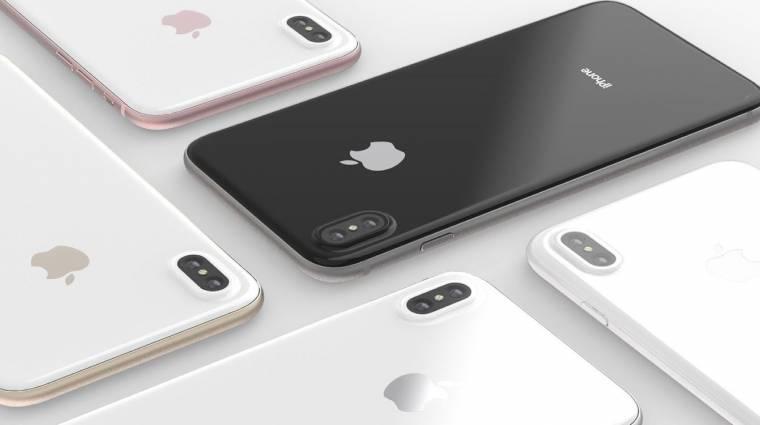 Szeptember 12-én jönnek az új iPhone-ok kép