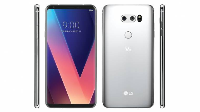 Így készült az LG V30 háttérképe kép