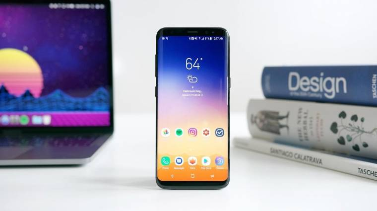 A Galaxy S8 az Android királya kép