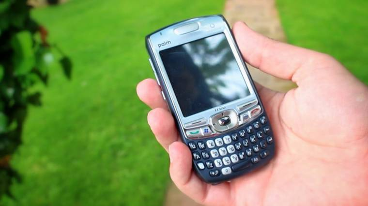 Újra lehet Palm okostelefon kép