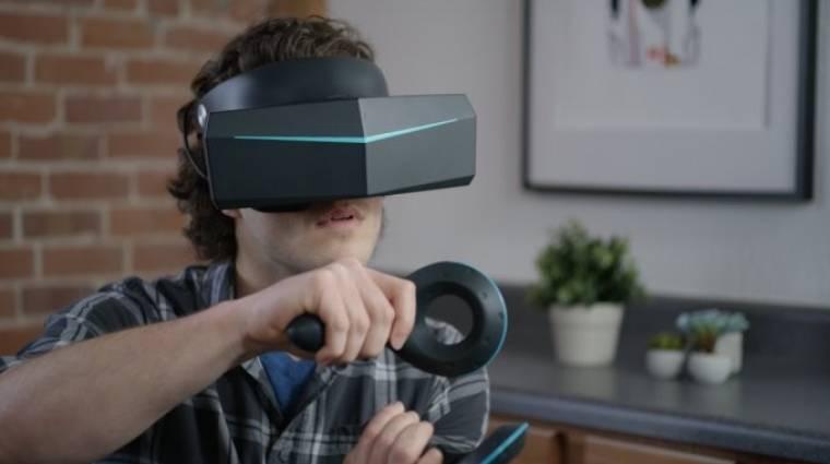 Itt a 8K-s VR-headset kép