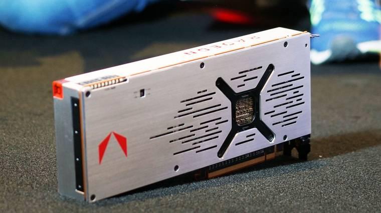 A kereskedőknek is sokba kerül az RX Vega 64 kép