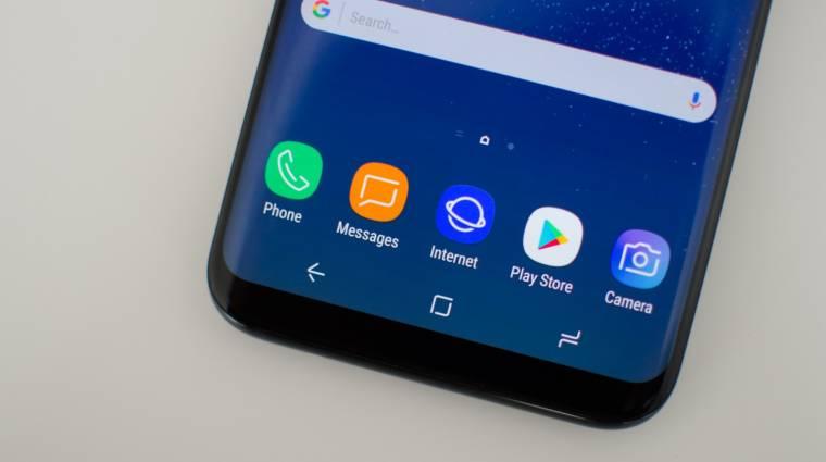Éjszakai móddal újított a Samsung böngészője kép