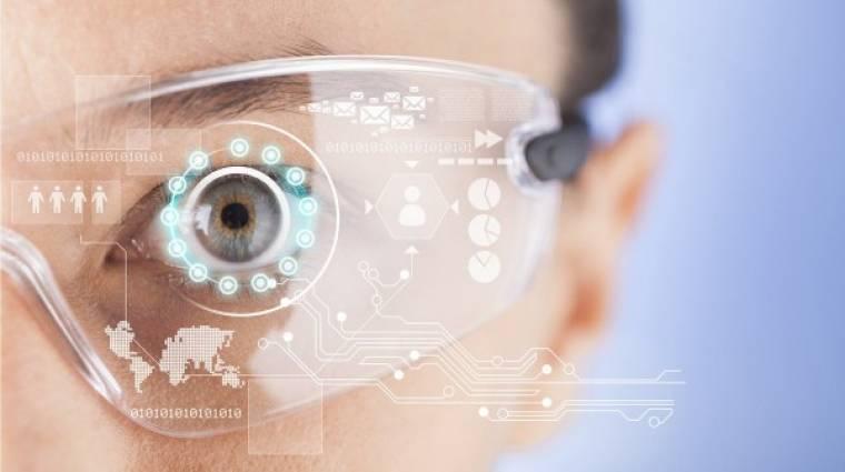 Az okosszemüvegek kiirtják az okostelefonokat kép