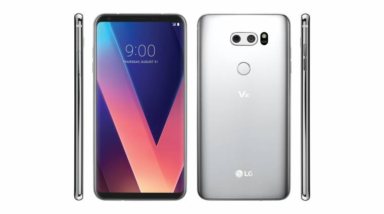 Így fest élőben az LG V30 kép