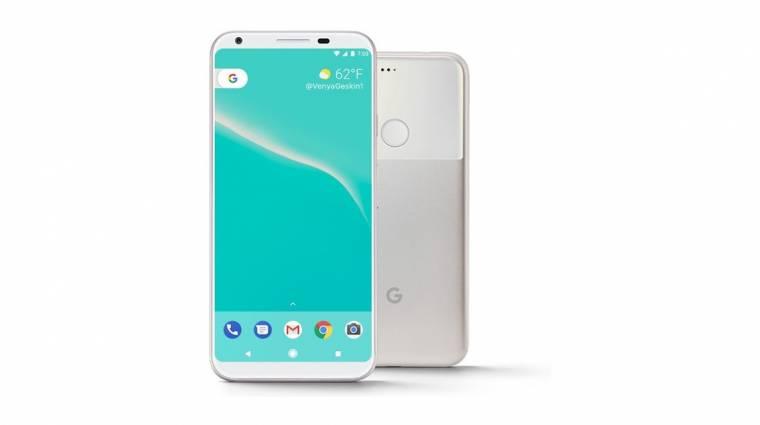 Október 4-én jön a Google Pixel 2 kép