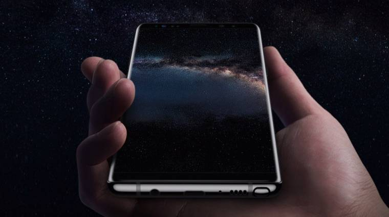 Így készíts képernyőképet a Samsung Galaxy Note 8-on kép
