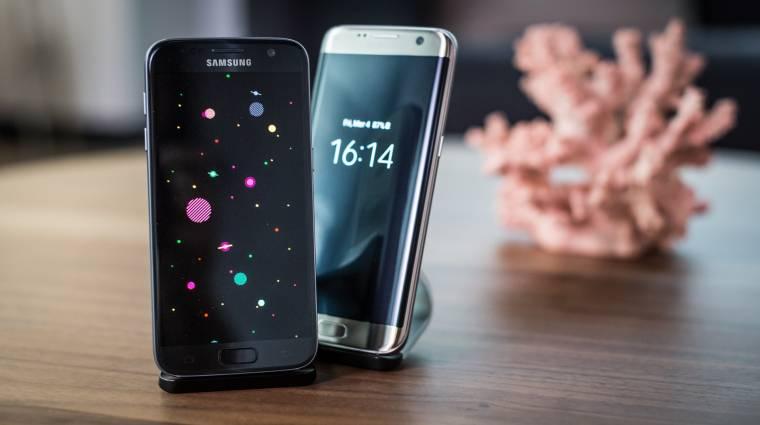 Látványos frissítést kap a Samsung Galaxy S7 és S7 edge kép