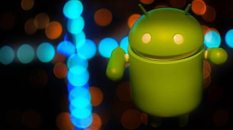 Most a háttérképes appok fertőztek androidos mobilokat kép