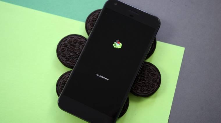 Az Android Oreo sem tökéletes kép