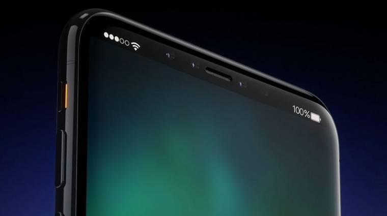 Nevet vált az Apple csodatelefonja, jön az iPhone X kép
