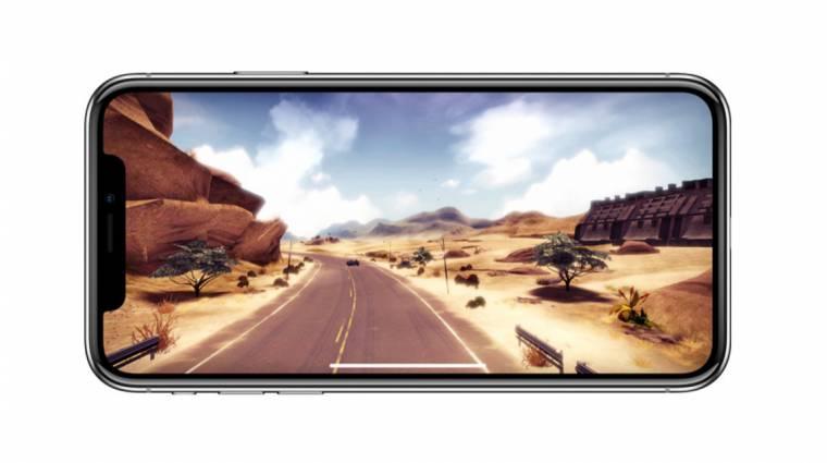 Ennyire gáz lesz videózni az iPhone X-en kép